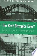 sydney olympics the best olympics ever Reserve a table for the best dining in sydney olympic park, auburn on tripadvisor: see 1,012 reviews of 30 sydney olympic park restaurants and search by cuisine, price, location, and more.