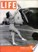 16 Eyl 1940