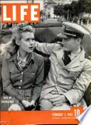 1 Şub 1943