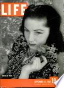21 Eyl 1942