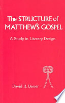 an analysis of investigate the christology of matthews gospel A christological confession  due in the last analysis to a christology that has preferred to focus on the as their gospel and the stress in the.